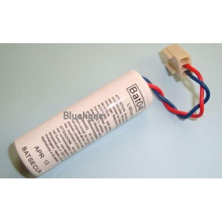 Pile lithium BAT04 BATLi04, D8903 3.6V 2Ah
