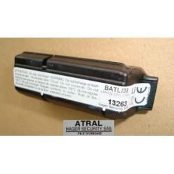 Bloc lithium BATLi38 3V  2Ah