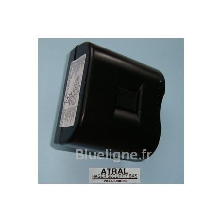 Pile lithium BAT22 (BATLi22)- 2 x 3.6V 13Ah