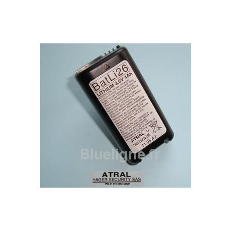 Pile BATLi26 d'origine 3.6V 4Ah