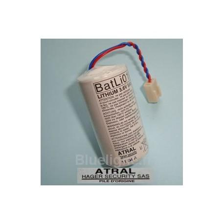 Pile BATLI01 d origine anciennement  D8900 3.6V 5Ah